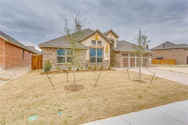 6821 Fire Dance Drive, Benbrook, TX 76126 (MLS #14251322) :: Potts Realty Group