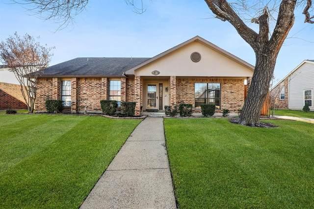 4501 Larner Street, The Colony, TX 75056 (MLS #14251675) :: Vibrant Real Estate