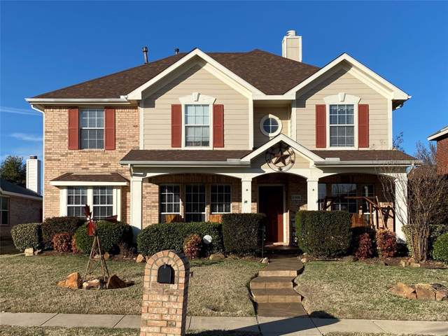 6308 Candletree Lane, Mckinney, TX 75070 (MLS #14252420) :: Potts Realty Group