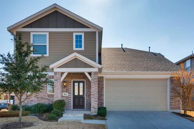 404 Stableford Street, Celina, TX 75009 (MLS #14252676) :: Trinity Premier Properties