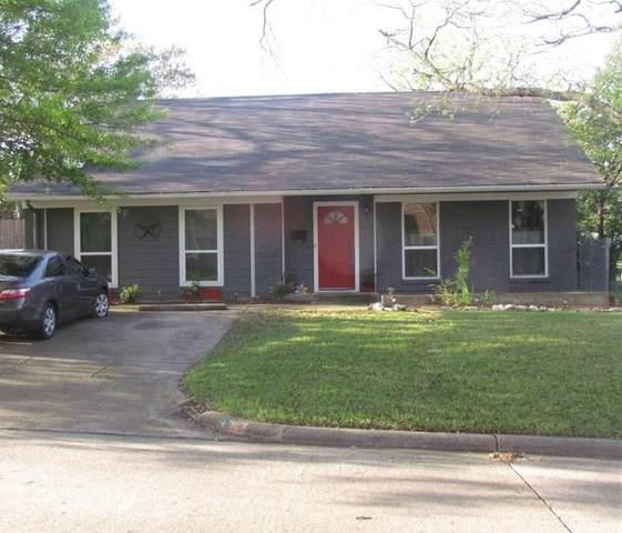1702 W Lovers Lane, Arlington, TX 76013 (MLS #14252725) :: Robbins Real Estate Group