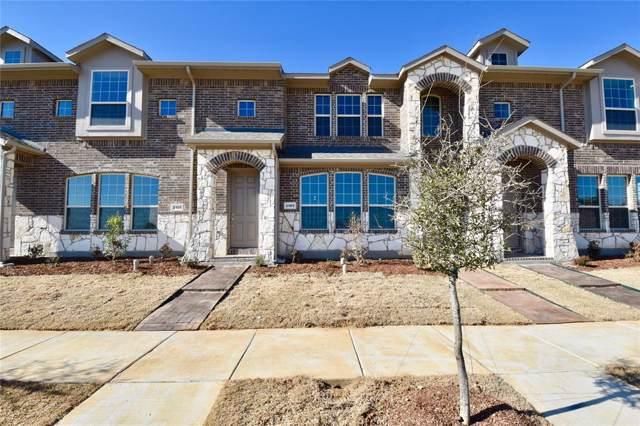 3105 Solana Circle, Denton, TX 76207 (MLS #14253279) :: The Good Home Team