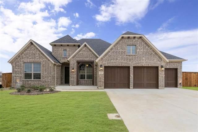 11701 Slumber Falls Drive, Flower Mound, TX 76226 (MLS #14253372) :: The Rhodes Team