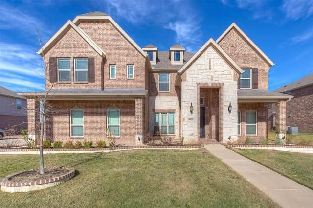 1529 Quintessa Avenue, Kennedale, TX 76060 (MLS #14253476) :: The Hornburg Real Estate Group