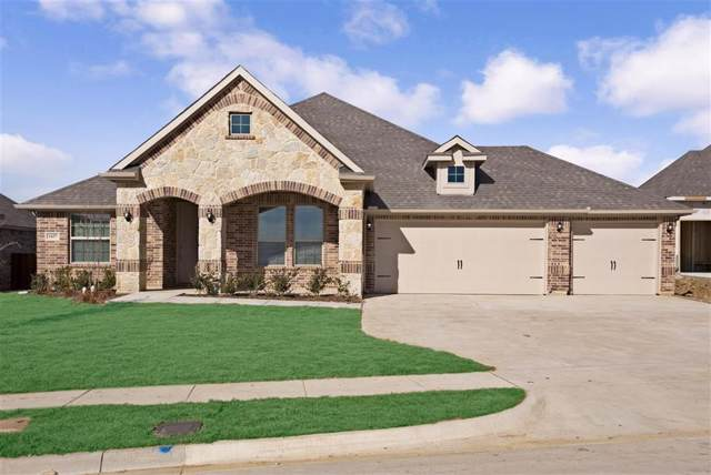 1437 Radecke Road, Krum, TX 76249 (MLS #14253701) :: The Mauelshagen Group