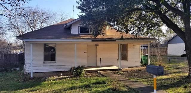 808 E 9th Street, Kemp, TX 75143 (MLS #14254026) :: The Chad Smith Team