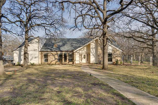 1216 Oak Drive, Flower Mound, TX 75028 (MLS #14254185) :: All Cities Realty