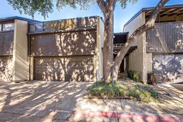 1203 Portales Lane #1203, Irving, TX 75061 (MLS #14254595) :: The Kimberly Davis Group