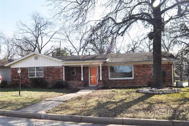 7200 Hightower Street, Fort Worth, TX 76112 (MLS #14254625) :: NewHomePrograms.com LLC