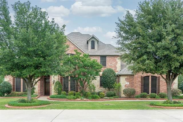 110 Cordero Trail, Lucas, TX 75098 (MLS #14254639) :: Real Estate By Design