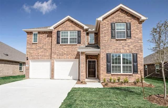 1629 Millican Lane, Aubrey, TX 76227 (MLS #14255093) :: Trinity Premier Properties