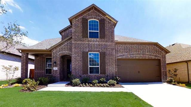 716 Glen Crossing Drive, Celina, TX 75009 (MLS #14255250) :: Real Estate By Design