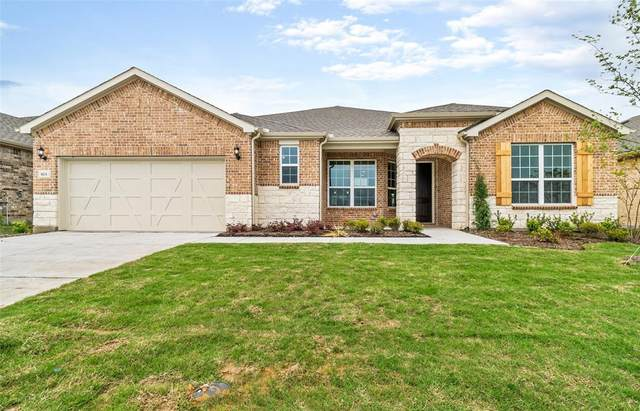 813 Driftwood Drive, Mckinney, TX 75071 (MLS #14255275) :: All Cities USA Realty
