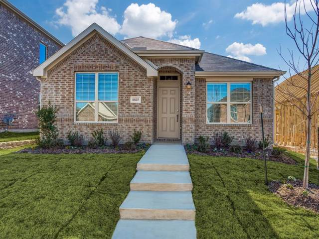 5837 Japonica Street, Fort Worth, TX 76123 (MLS #14255319) :: The Good Home Team