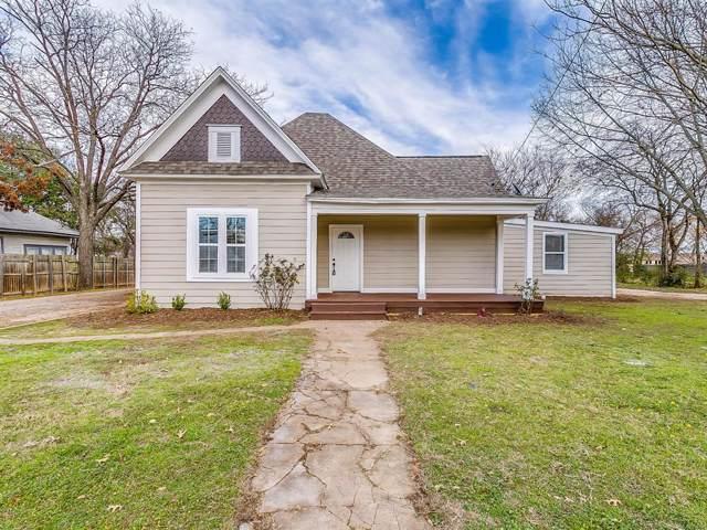 316 N Douglas Avenue, Cleburne, TX 76033 (MLS #14255456) :: Robbins Real Estate Group