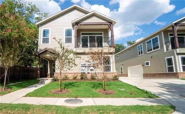 316 N Henderson Avenue #4, Dallas, TX 75214 (MLS #14255805) :: Robbins Real Estate Group