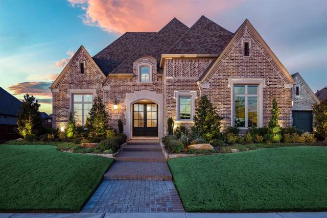 4450 Woodbine Lane, Prosper, TX 75078 (MLS #14255904) :: The Kimberly Davis Group