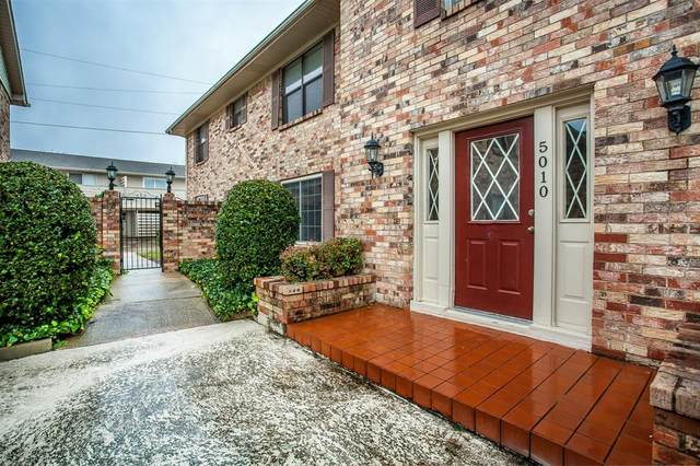 5010 Matilda Street 111D, Dallas, TX 75206 (MLS #14255953) :: Results Property Group