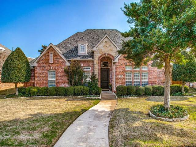 953 Redwing Drive, Coppell, TX 75019 (MLS #14256116) :: Hargrove Realty Group