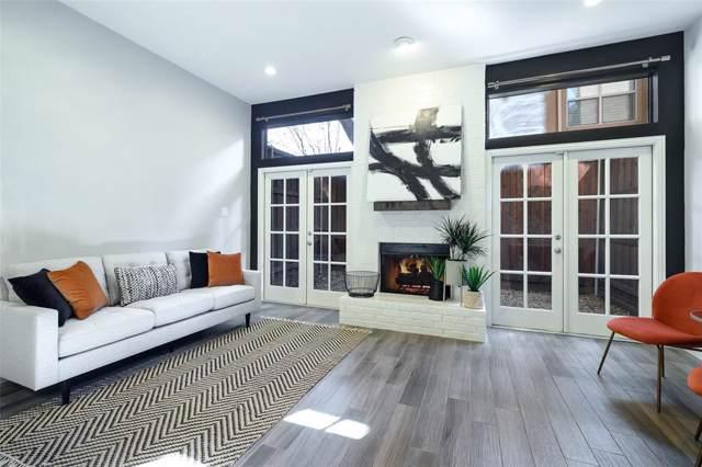 4025 Holland Avenue #111, Dallas, TX 75219 (MLS #14256588) :: The Hornburg Real Estate Group