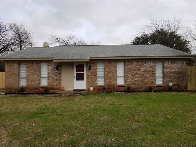 1505 Geraldine Lane, Arlington, TX 76010 (MLS #14256968) :: RE/MAX Pinnacle Group REALTORS