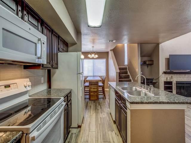 2301 Balsam Drive M206, Arlington, TX 76006 (MLS #14257380) :: The Hornburg Real Estate Group