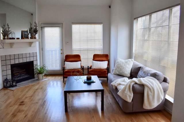 7151 Gaston Avenue #1102, Dallas, TX 75214 (MLS #14257850) :: The Hornburg Real Estate Group