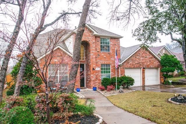 2205 Post Oak Circle, Corinth, TX 76210 (MLS #14258379) :: Baldree Home Team
