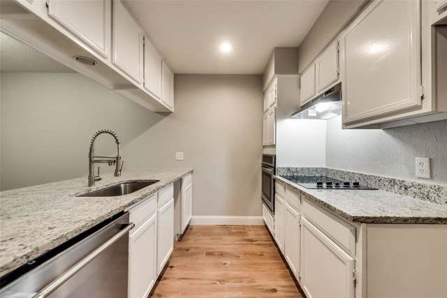 7510 Holly Hill Drive #130, Dallas, TX 75231 (MLS #14259185) :: The Hornburg Real Estate Group