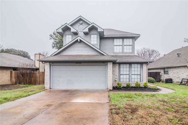 10108 Leatherwood Drive, Fort Worth, TX 76108 (MLS #14259334) :: Team Tiller