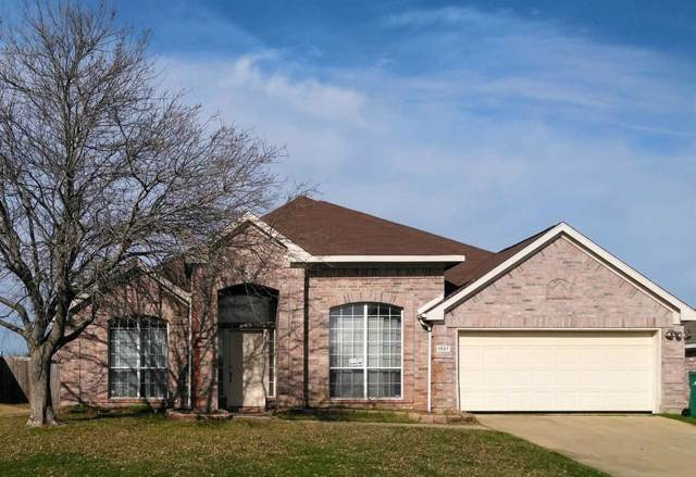 1027 Streamside Drive, Cedar Hill, TX 75104 (MLS #14259386) :: Century 21 Judge Fite Company