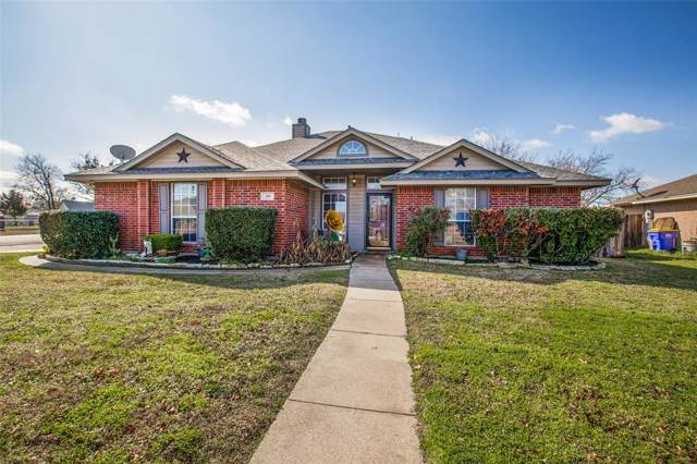 105 Vista Ridge Drive, Venus, TX 76084 (MLS #14259585) :: Lynn Wilson with Keller Williams DFW/Southlake