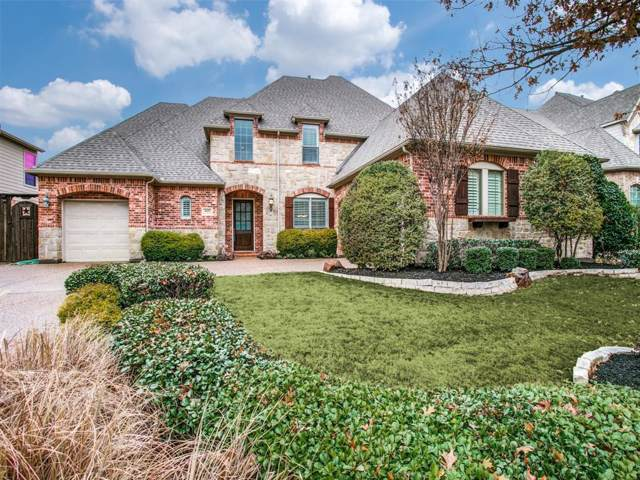 4421 Fairway Drive, Carrollton, TX 75010 (MLS #14260028) :: Team Tiller