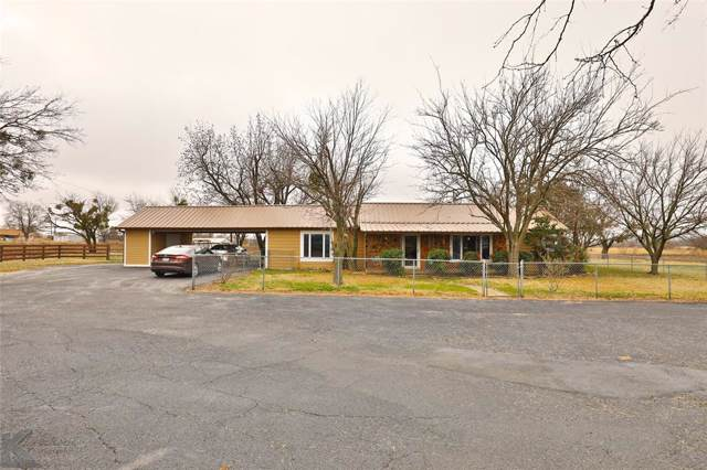 300 Old Burkett Road, Coleman, TX 76834 (MLS #14260066) :: RE/MAX Town & Country
