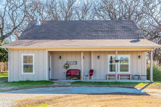 152 Private Road 3297, Decatur, TX 76234 (MLS #14260588) :: The Heyl Group at Keller Williams