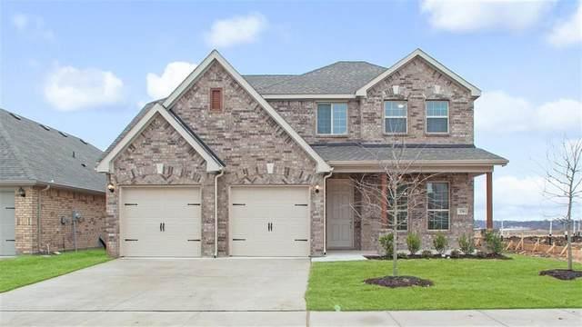 236 Bayonet Drive, Fort Worth, TX 76108 (MLS #14260755) :: The Kimberly Davis Group