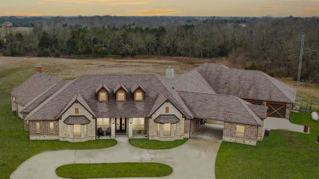516 County Road 4971, Blue Ridge, TX 75424 (MLS #14260826) :: North Texas Team   RE/MAX Lifestyle Property