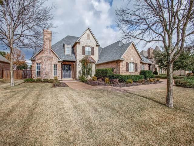 21 Kildonan, Richardson, TX 75082 (MLS #14260900) :: RE/MAX Town & Country