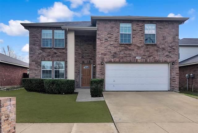 1840 Shasta View Drive, Justin, TX 76247 (MLS #14260922) :: Justin M Bassett Realty Group