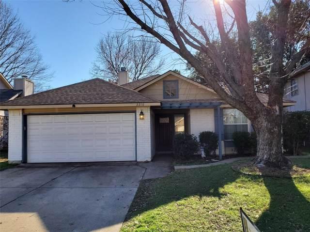 2216 Chapel Downs Drive, Arlington, TX 76017 (MLS #14261470) :: The Real Estate Station