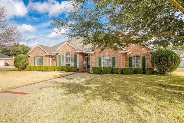 705 Brandon Drive, Cleburne, TX 76033 (MLS #14261532) :: The Real Estate Station