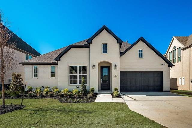 10499 Wintergreen Drive, Frisco, TX 75035 (MLS #14261603) :: The Kimberly Davis Group
