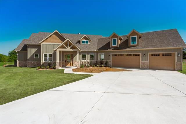 50 Providence Way, Nevada, TX 75173 (MLS #14261688) :: Real Estate By Design