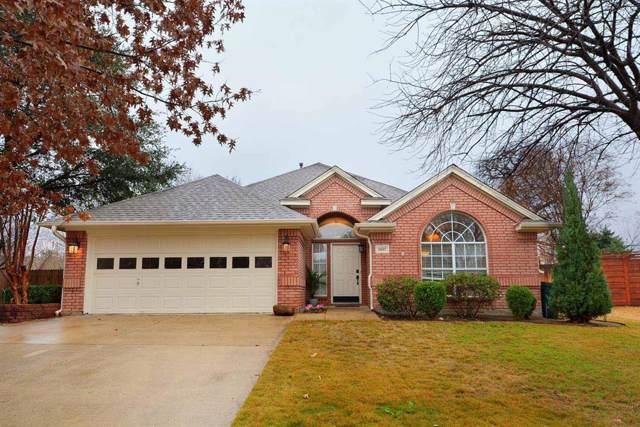 2657 Bent Tree Drive, Hurst, TX 76054 (MLS #14261722) :: The Chad Smith Team