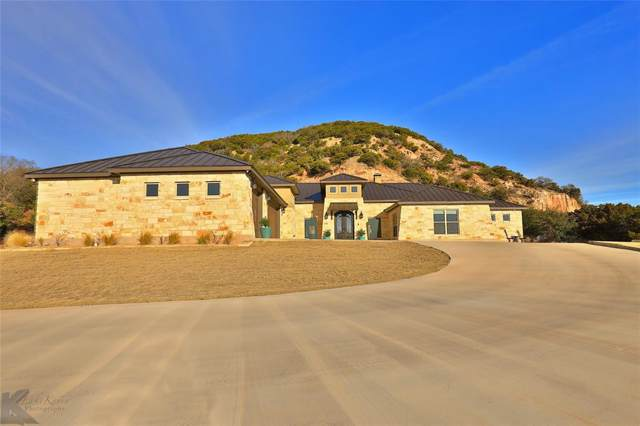 390 Cedar Creek Ranch Trail, Tuscola, TX 79562 (MLS #14261778) :: The Juli Black Team
