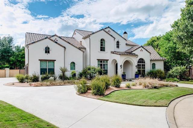 6932 Hazeltine Drive, Fort Worth, TX 76132 (MLS #14262887) :: Potts Realty Group