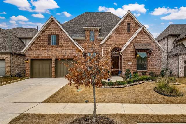 1638 Olive Avenue, Celina, TX 75009 (MLS #14262974) :: The Kimberly Davis Group