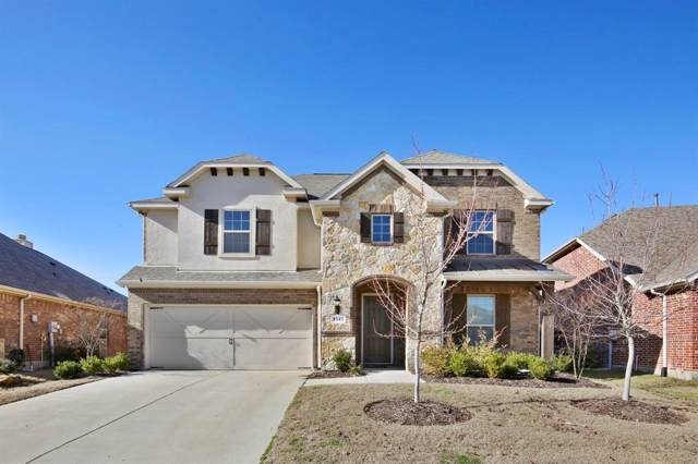 1543 Tavistock Road, Forney, TX 75126 (MLS #14263021) :: RE/MAX Landmark