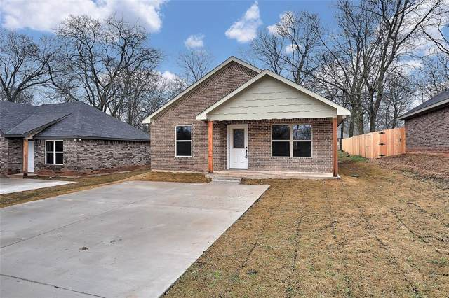 224 E Johnson Street, Denison, TX 75021 (MLS #14263067) :: The Kimberly Davis Group