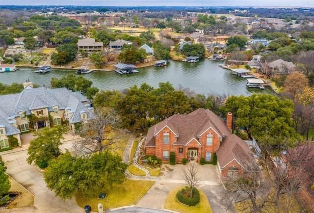 5006 Comanche Vista Court, De Cordova, TX 76049 (MLS #14263305) :: The Welch Team